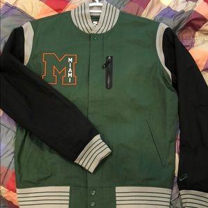 Nike Miami Hurricanes jacket size XL